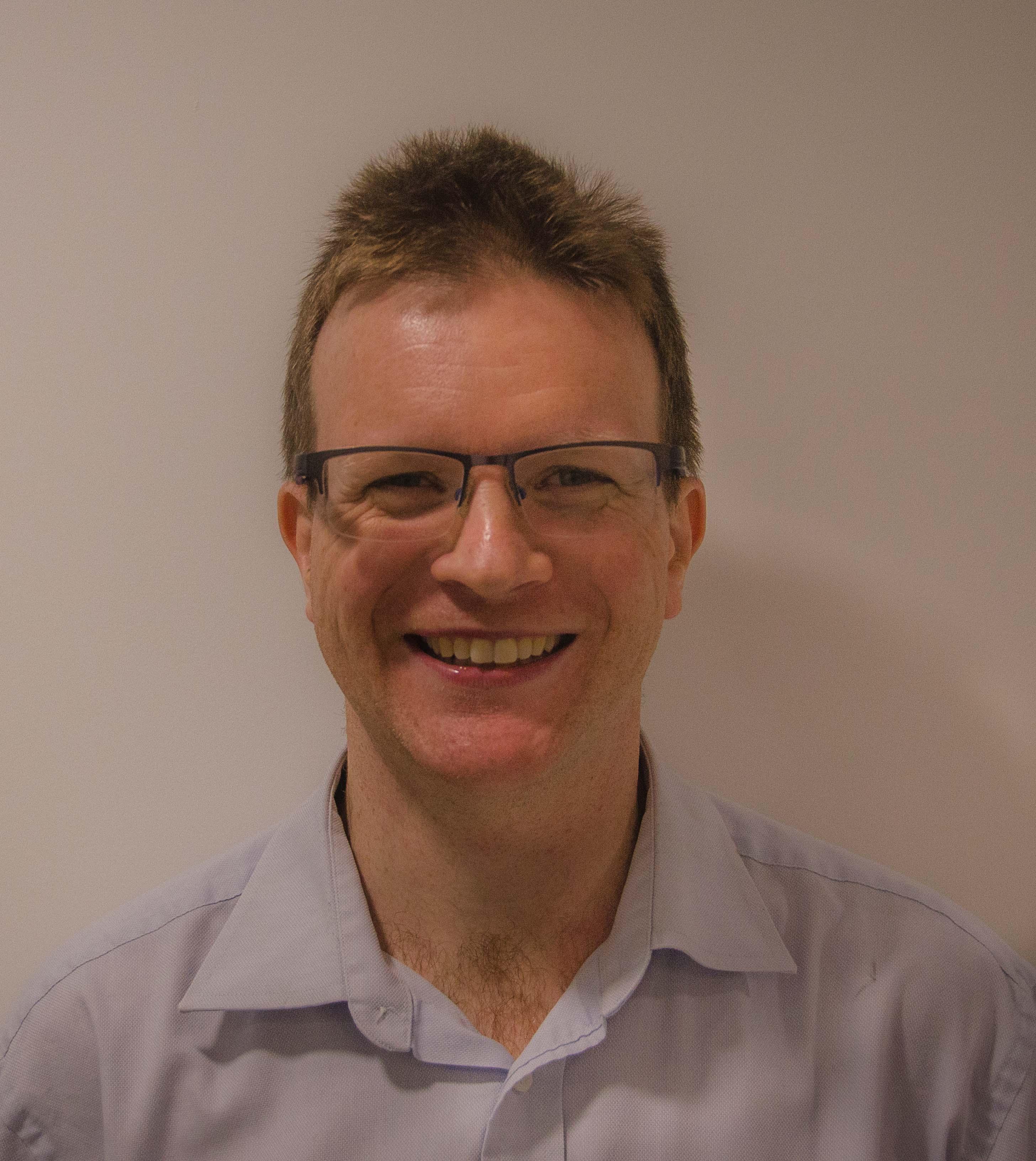 Andrew Conway Morris