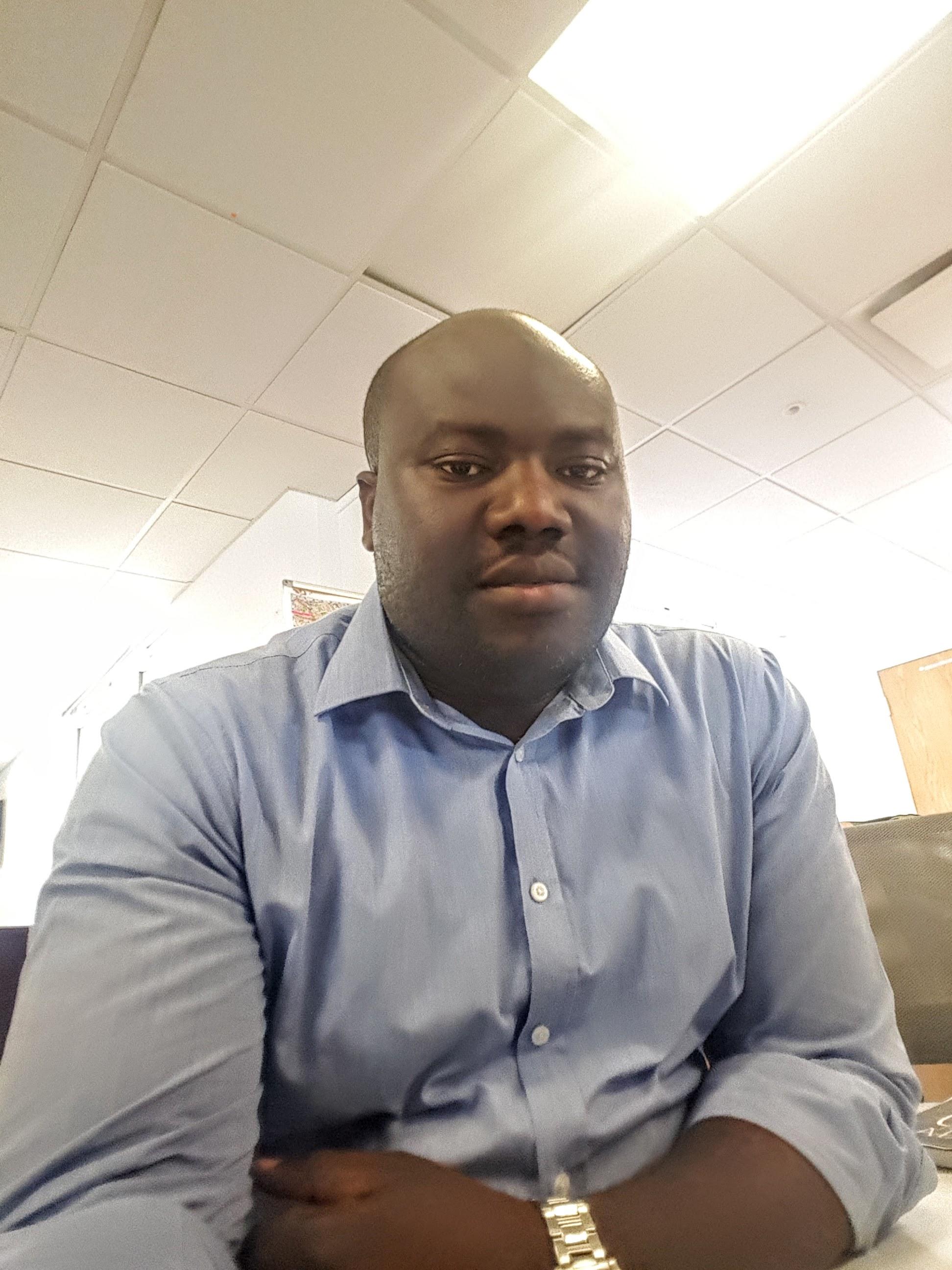 Mohammed Gbadamosi