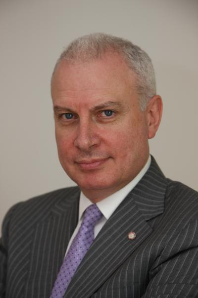 James Kingsland OBE
