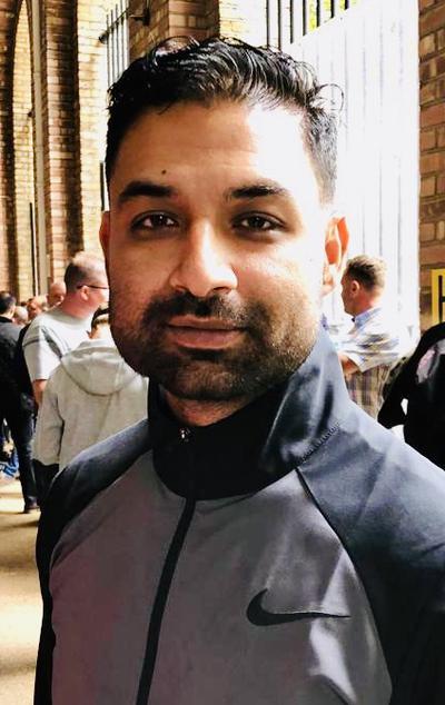 Reza Zaidi