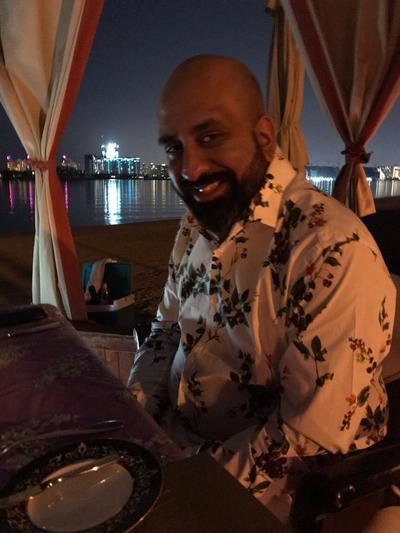 Suraj Varia