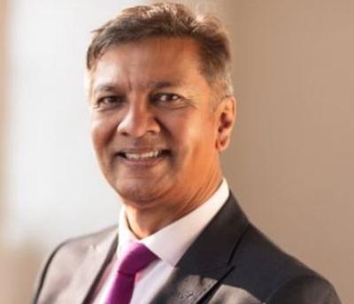 Raj Patel MBE